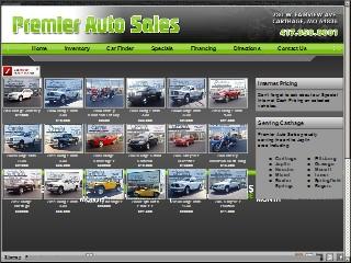 Premier Auto Sales 730 W Fairview Ave Carthage Jasper Missouri
